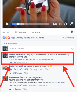 How to get direct referrals from Facebook for Free - Traders